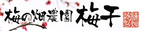 「梅の畑農園 梅干」オンライショップ