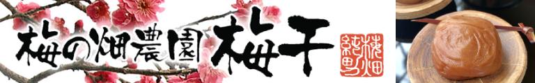 紀州南高梅『梅の畑農園 梅干』